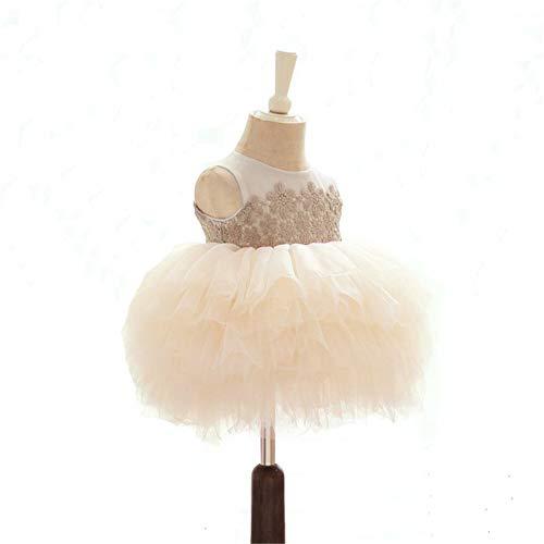 ür Hochzeitskleider Baby Kids Cinderella Dress Prinzessin Costume Butterfly Girl ()