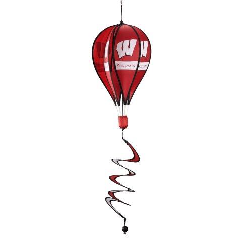 Badger Air (BSI NCAA Wisconsin Badgers Hot Air Balloon Spinner)