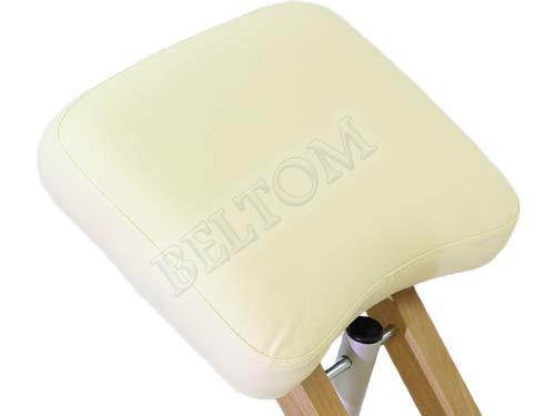 Sedia ergonomica ortopedica poggia ginocchia sgabello ergonomico