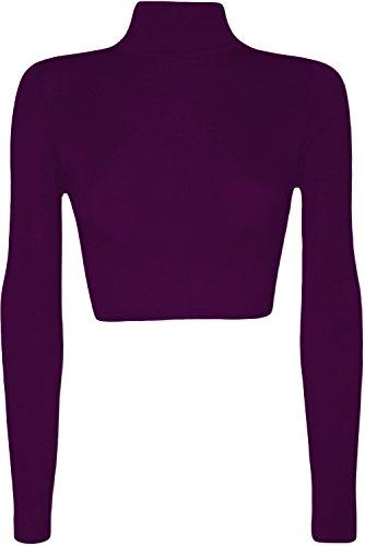 GUBA® - Polo - Femme Violet