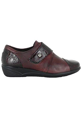 Pitillos - Zapatos con Velcro - Burdeos, 37