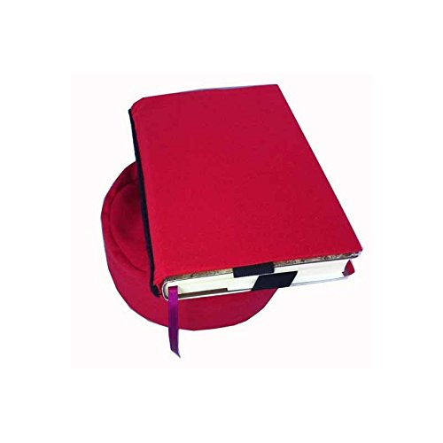 Belenci PS00007 - Almohadón de lectura, color rojo