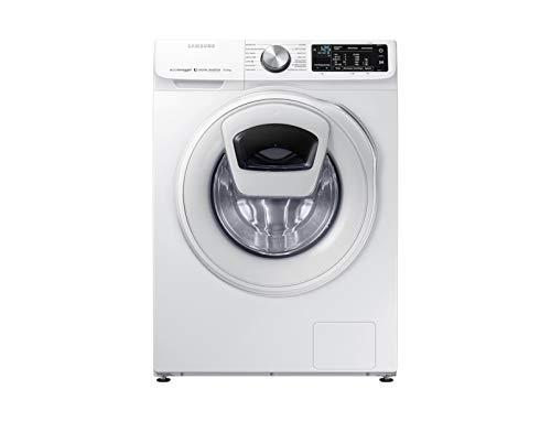 Samsung WW10N64MRQW lavatrice Libera installazione Caricamento frontale Bianco 10 kg 1400 Giri/min A+++-40%