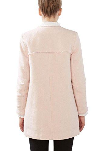 esprit damen mantel 017ee1g005 gr 36 rosa light pink 690. Black Bedroom Furniture Sets. Home Design Ideas