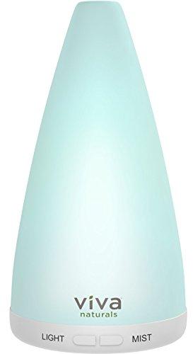 Viva Naturals aromaterapia difusor Aceite Esencial–Vibrantes