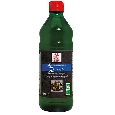 Vinagre de Arroz Bio Celnat 500 ml