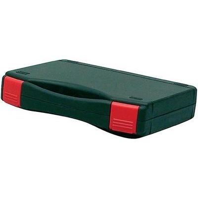VISO Schwarzer Koffer Tekno Anzahl Fächer 1 Außen-Maße 235 x 185 x 48 mm