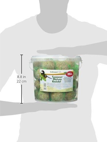 Erdtmanns 35 Sommer-Meisenknödel im Eimer, 1er Pack (1 x 3000 g) - 13