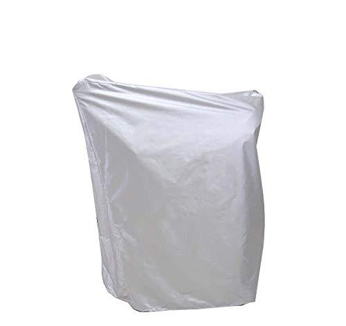Rziioo Cubierta de Cinta rodante: tamaño 3 Disponible, Cubierta Protectora Resistente a Prueba de Polvo de la máquina de Correr con Bolsa de Almacenamiento,Folding,L