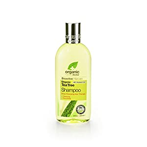 Dr.Organic Tea Tree Shampoo 265 ml
