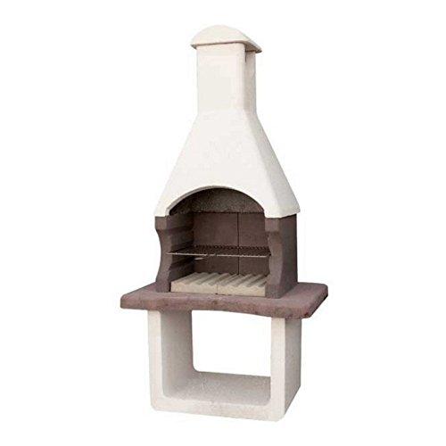 Spring Masonry Charcoal BBQ