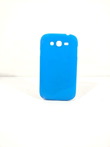 iCandy™ Colourful Thin Soft TPU Back Cover For Samsung Galaxy Grand S9082 / Grand Neo S9060 / Grand Neo Plus S9060i - Turquoise  available at amazon for Rs.170
