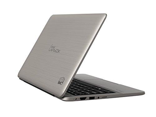 Micromax Canvas Lapbook L1161 11.6-inch Laptop (Intel Atom/2GB/32GB/Windows 10), Silver