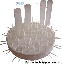 Bonbec Show - 4 Colonnes Transparentes