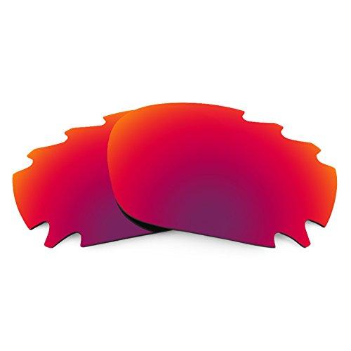 Revant Ersatzgläser für Oakley Jawbone Vented, Polarisiert, Mitternacht Sonne MirrorShield