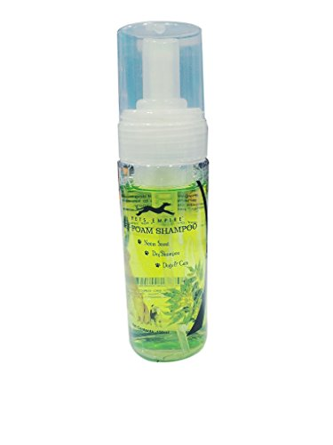 Pets Empire Dry Foam Shampoo Neem 150ML