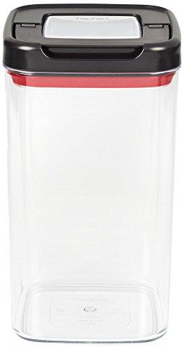 Tefal K2260414 - Dry Storage Ingenio, Carré, 2.4 L, Plastique, Noir
