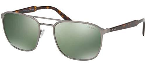 Ray-Ban Herren 0PR 75VS Sonnenbrille, Schwarz (Top Mt On Gunmetal), 56.0