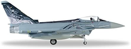 Herpa 580199 – Véhicule, Luftwaffe Eurofighter Typhoon takt lwg31 Spirit of boelcke | à Gagnez Un Haut Admiration