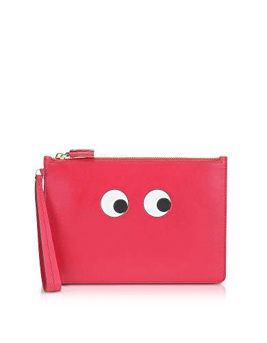 Anya Hindmarch Luxury Fashion Damen 106948 Rot Clutch | Jahreszeit Permanent -