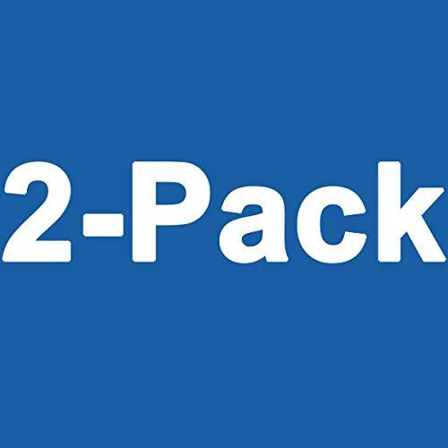 H!Fiber.com 10GB SFP+ Multimode Modulo (300m, 850nm), 10Gbase SFP+ SR LC Transceiver per Cisco SFP-10G-SR, Ubiquiti, Netgear, D-Link, TP-Link, Zyxel, Qnap Nas, Mikrotik And Other Open Switch,【2 Pack】