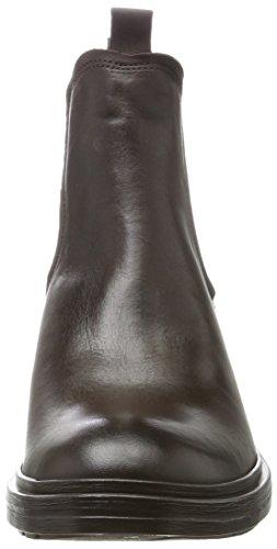 camel active Damen Rocket Heel71 Chelsea Boots Braun (Mocca)