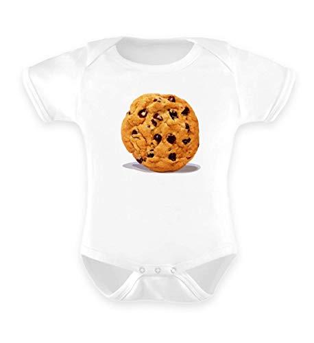 SwayShirt Lustiges Chocolate Cookie Keks Schokoladen Kekse Halloween DIY Gruppen Geschenk T-Shirt - Baby Body