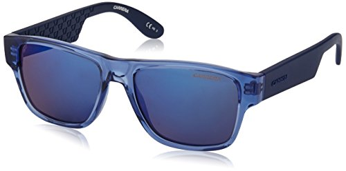 Carrera Junior Carrera Junior Unisex-Kinder CARRERINO 15 XT KNQ Sonnenbrille, Blau (Trazure Bluette/Blue Sky Grey Speckled), 48