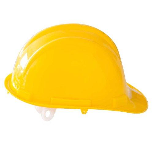 Viwanda Gelber Schutzhelm mit Pin-Verschluss