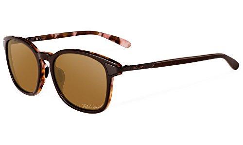 Oakley Damen Ringer Sonnenbrille, Braun (Brown Mosaic/Bronzepolar), 54