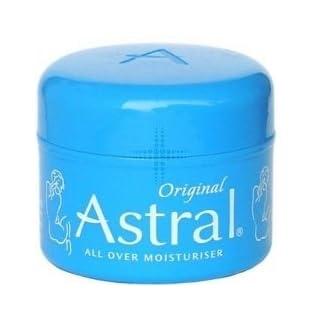 THREE PACKS of Astral Cream x 50ml