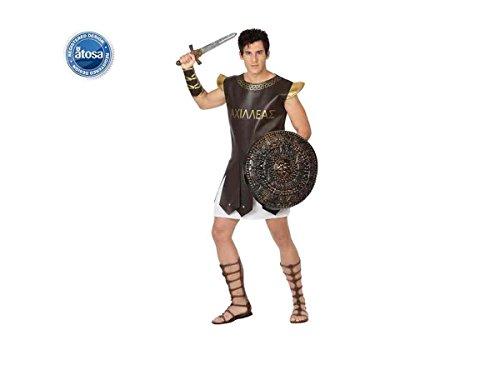 Atosa 26833 - Costume di Carnevale, soggetto: soldato romano, da uomo
