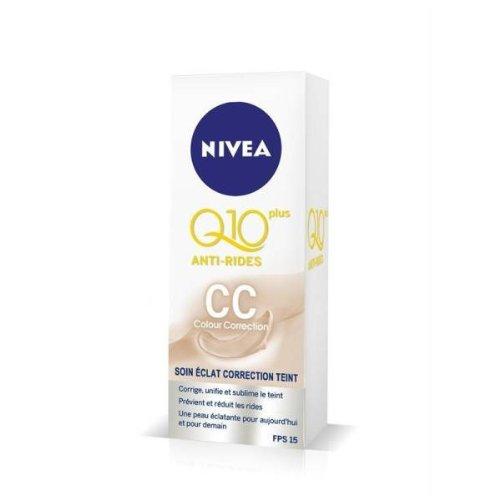 NIVEA - Nivea Gesicht - CC Creme - Q10 - 50 ml