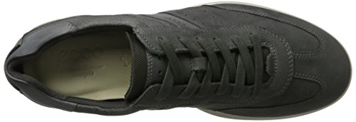 Ecco Chander, Low Athletic Sneakers Para Hombre (moonless / Titanium)
