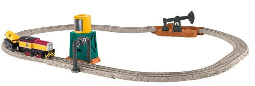 Fisher Price Fisher PriceThomas the Train TrackMaster Oil Works Delivery
