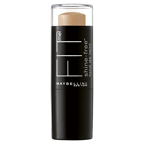 Maybelline New York Fit Me Oil-Free Stick Foundation (Grundierung) (130 Buff Beige) (Make-up Foundation Stick)
