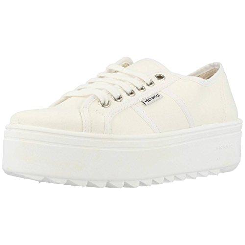 Sport scarpe per le donne, color Bianco , marca VICTORIA, modelo Sport Scarpe Per Le Donne VICTORIA OSAKA Bianco