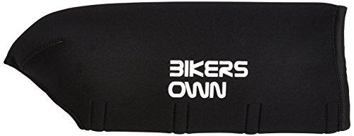 BikersOwn Case4rain Yamaha Rahmenakku Kettenschützer, Schwarz-Grün, One Size (Yamaha-schmutz-fahrrad-teile)