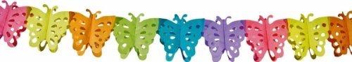 Speelgoed 07920 - Girlande Schmetterling 6 m