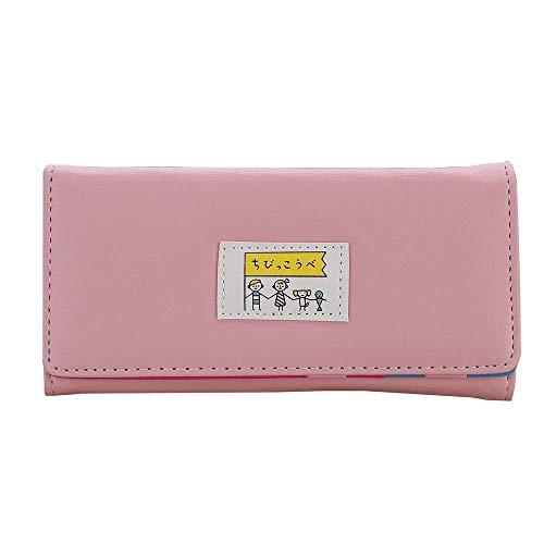 Likecrazy Cartoon Einfarbig Mode Geldbörsen Beauty Travel Tragbar Rucksack Coin Purse Solid Tasche Speicherkarte Party Rucksack Damen Schultern Tasche (Lila1,one size)