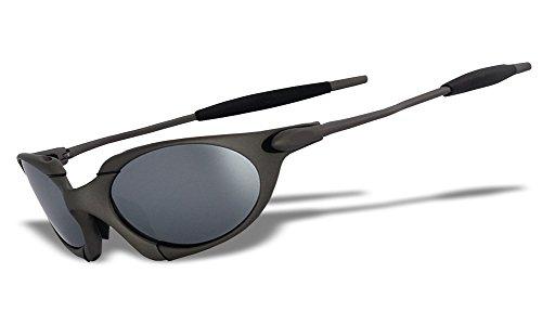 Metallrahmen polarisierte Objektiv Original Sport Sonnenbrillen JL/RM (RM02)
