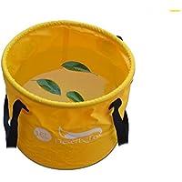 Preisvergleich für Achun Outdoor Faltbare Portable Reise Waschbecken Falten Eimer für Camping Wandern Reisen Waschen
