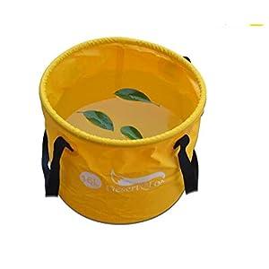 Achun Outdoor Faltbare Portable Reise Waschbecken Falten Eimer für Camping Wandern Reisen Waschen