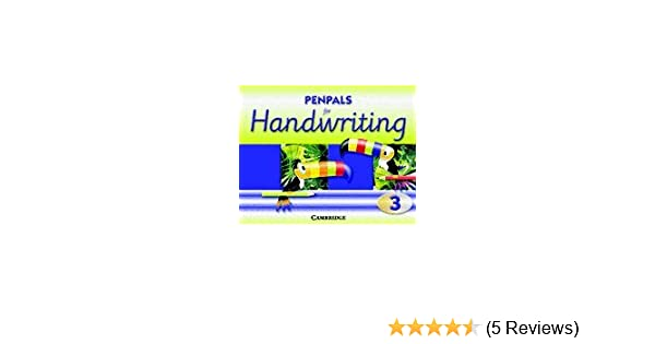 Penpals for Handwriting Year 3 Practice Book: Amazon co uk