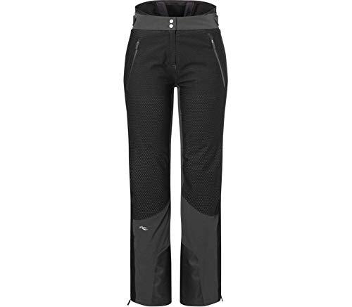 KJUS Women Freelite Pants Schwarz, Damen Hose, Größe 36 - Farbe Black