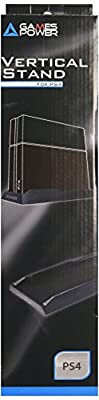 GamesPower Vertical Stand - PS943 (PS4) by GamesPower