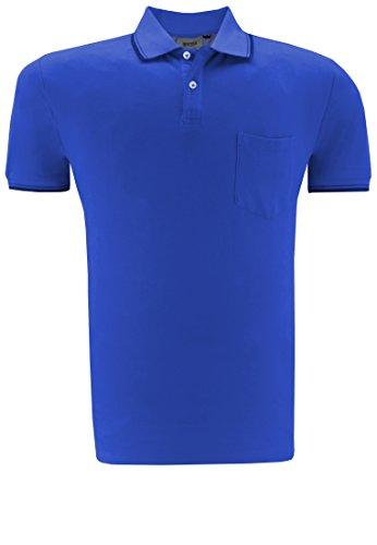 Greyes -  Polo  - Uomo Blu chiaro