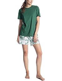 Calida Soft Jersey Fun, Pijama para Mujer