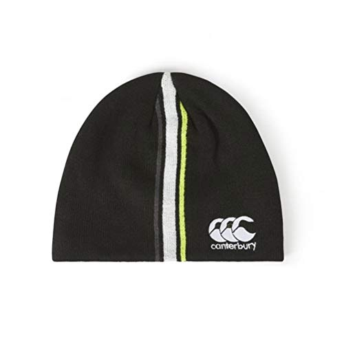 Ospreys Rugby Acrylic Fleece Lined Beanie Hat 17/18 - Tap Shoe -