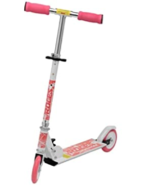 Roces Scooter Alu Scooter Sp 125Mm Rosa Unica